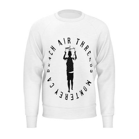 Beach Air Surfer Dude Men's Sweater