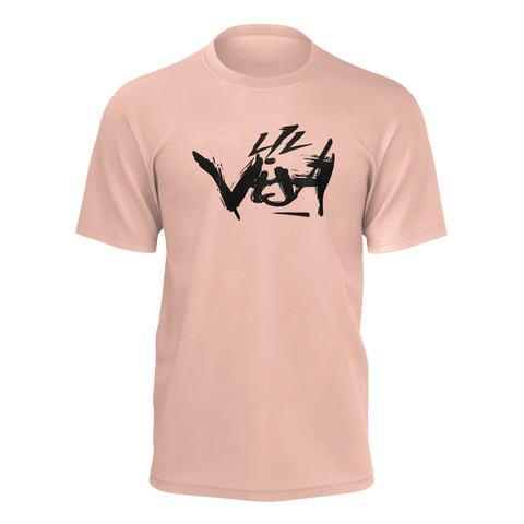 Lil Visa - Margin Pink T- shirt