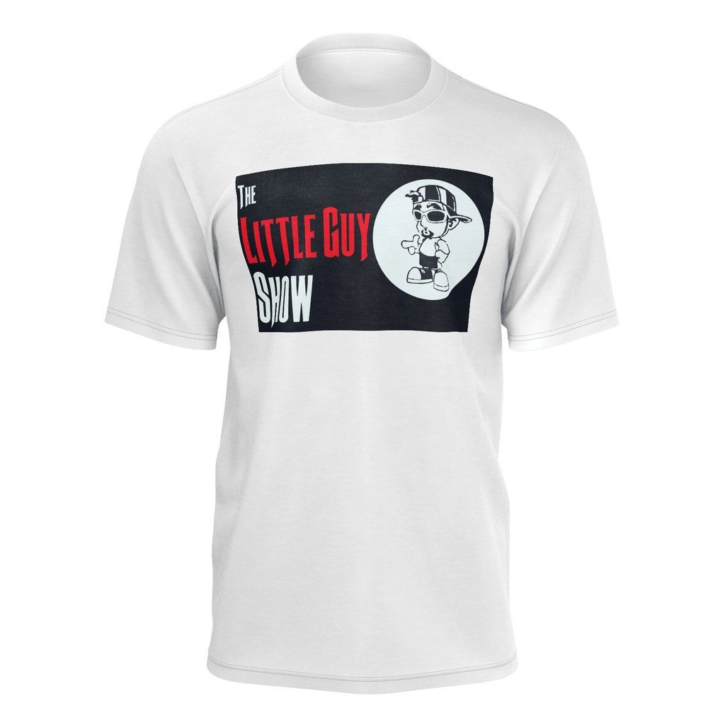 The Little Guy Show T White