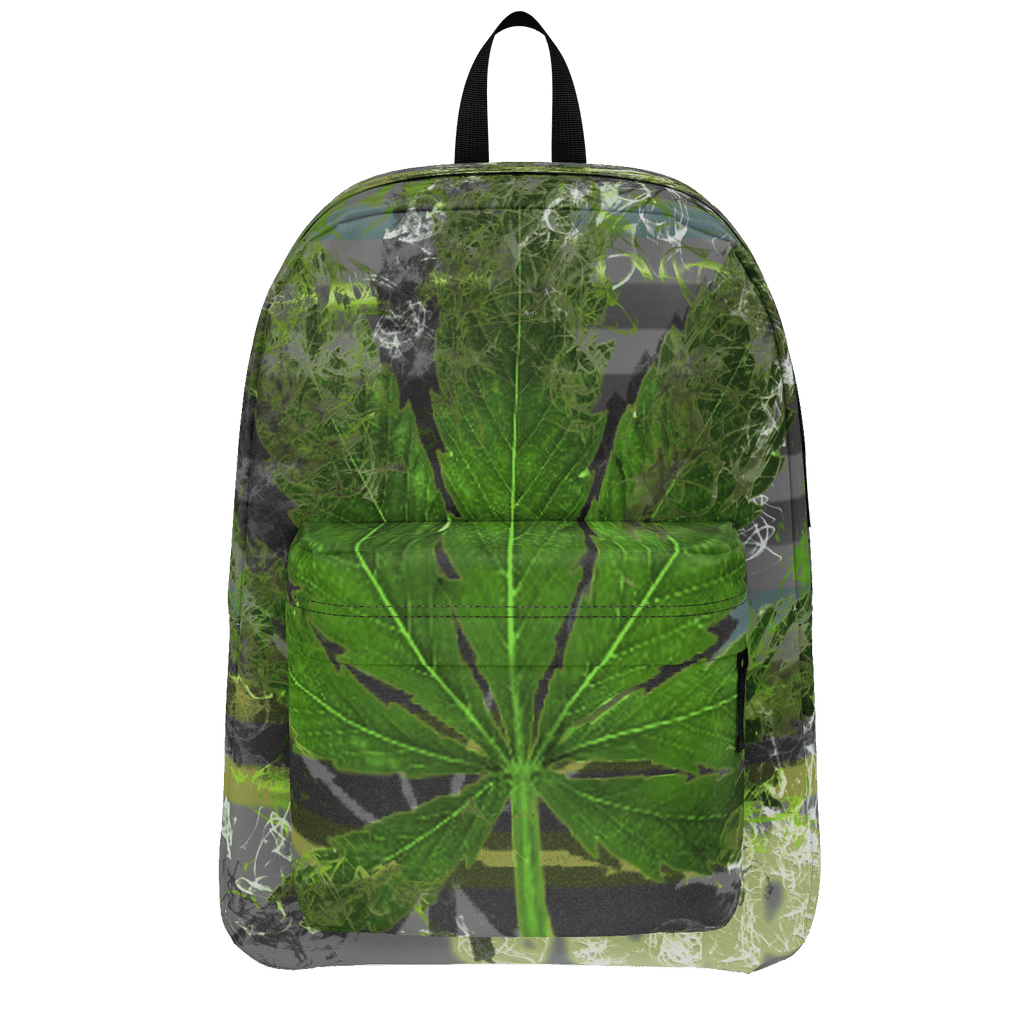 Vape Smoke Back Pack