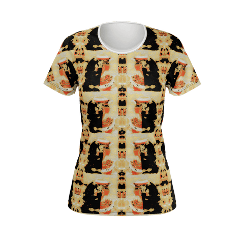 Cleopatra Twins Earthy Ladies' Shirt