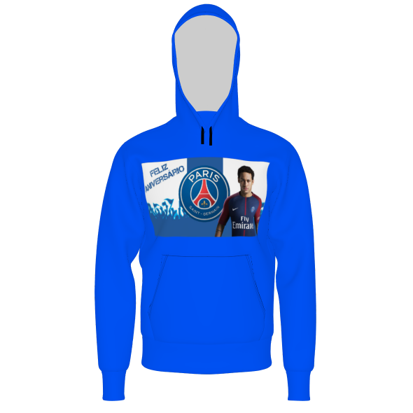 Moletom PSG! Sweatshirt Paris Saint Germain!