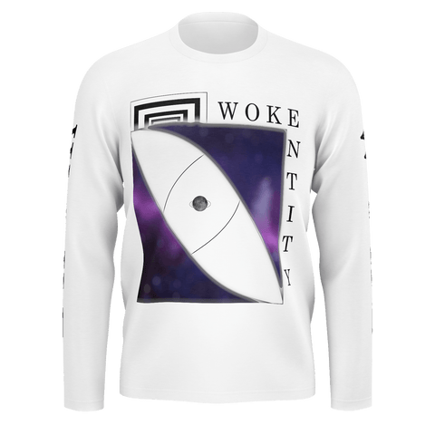 Woke Entity Galaxy Long Sleeve