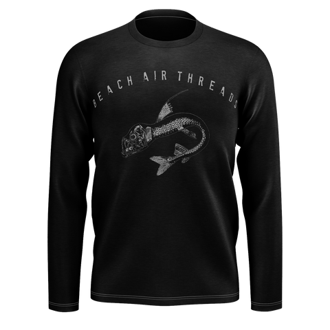 Beach Air Sea Monster Men's Sweater