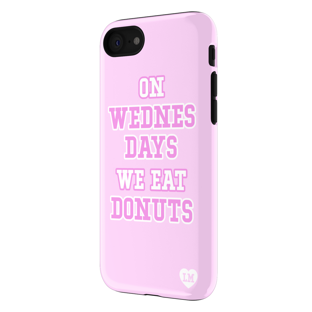On Wednesdays We Eat Donuts iPhone 7 Case