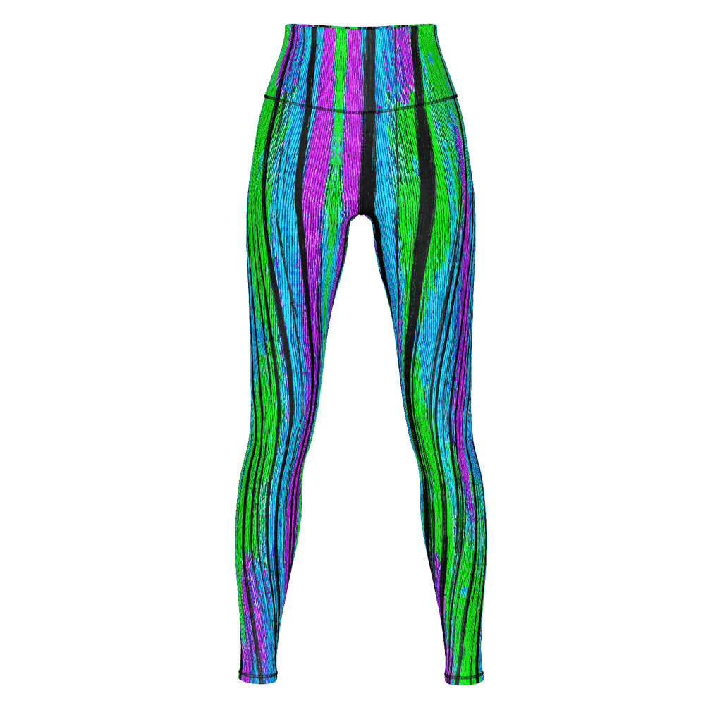 Northen Lights Yoga Pants