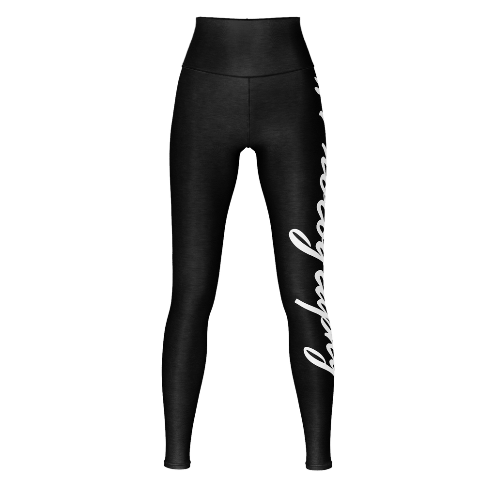#Photography Yoga Pants (Black)