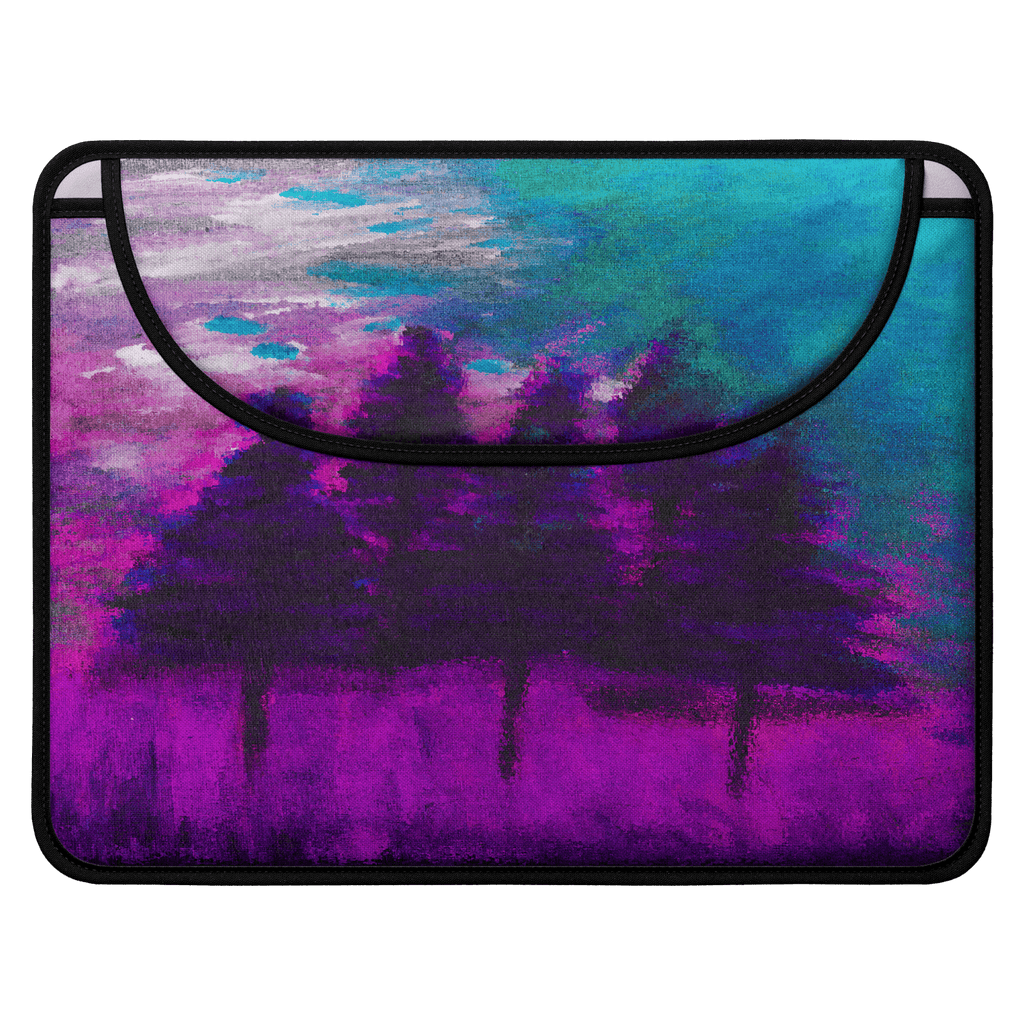 Pink Forest Envelope Laptop Sleeve