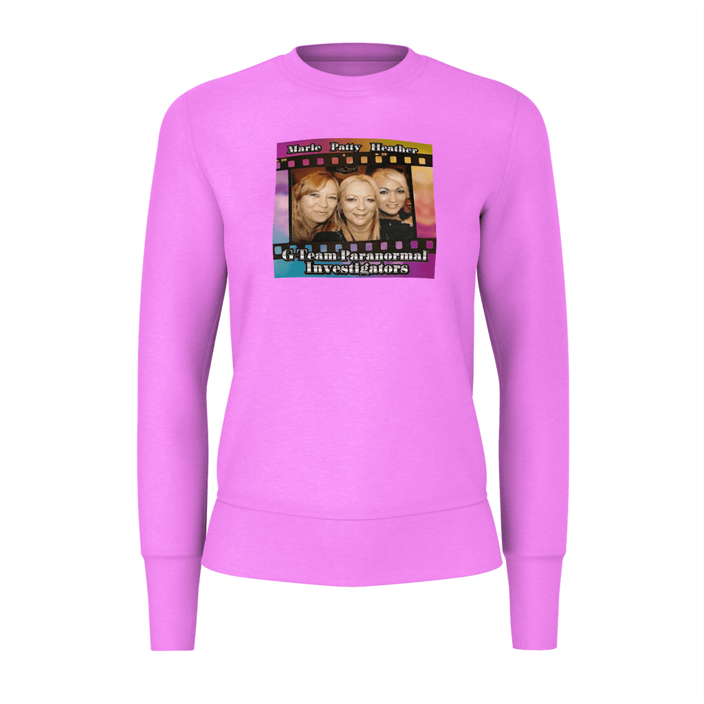 THE G TEAM GIRLS SWEAT SHIRT