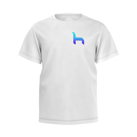 White hiPe Japple T-Shirt