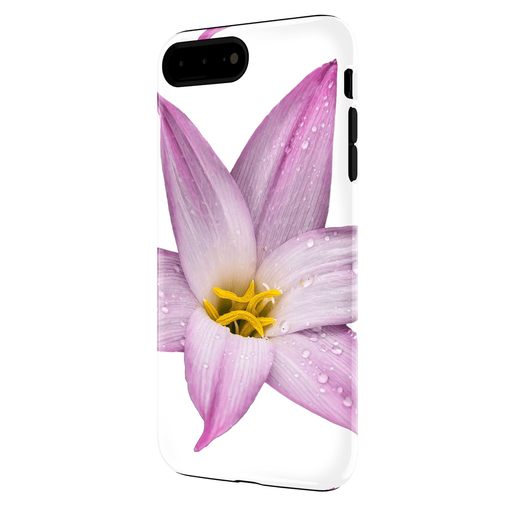 IPHONE 7 Touch Pink Flower Pattern