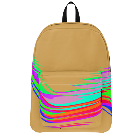 Color Waves 1 - Classic Backpack