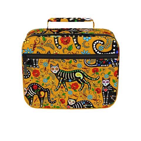 African Cat Lunchbox