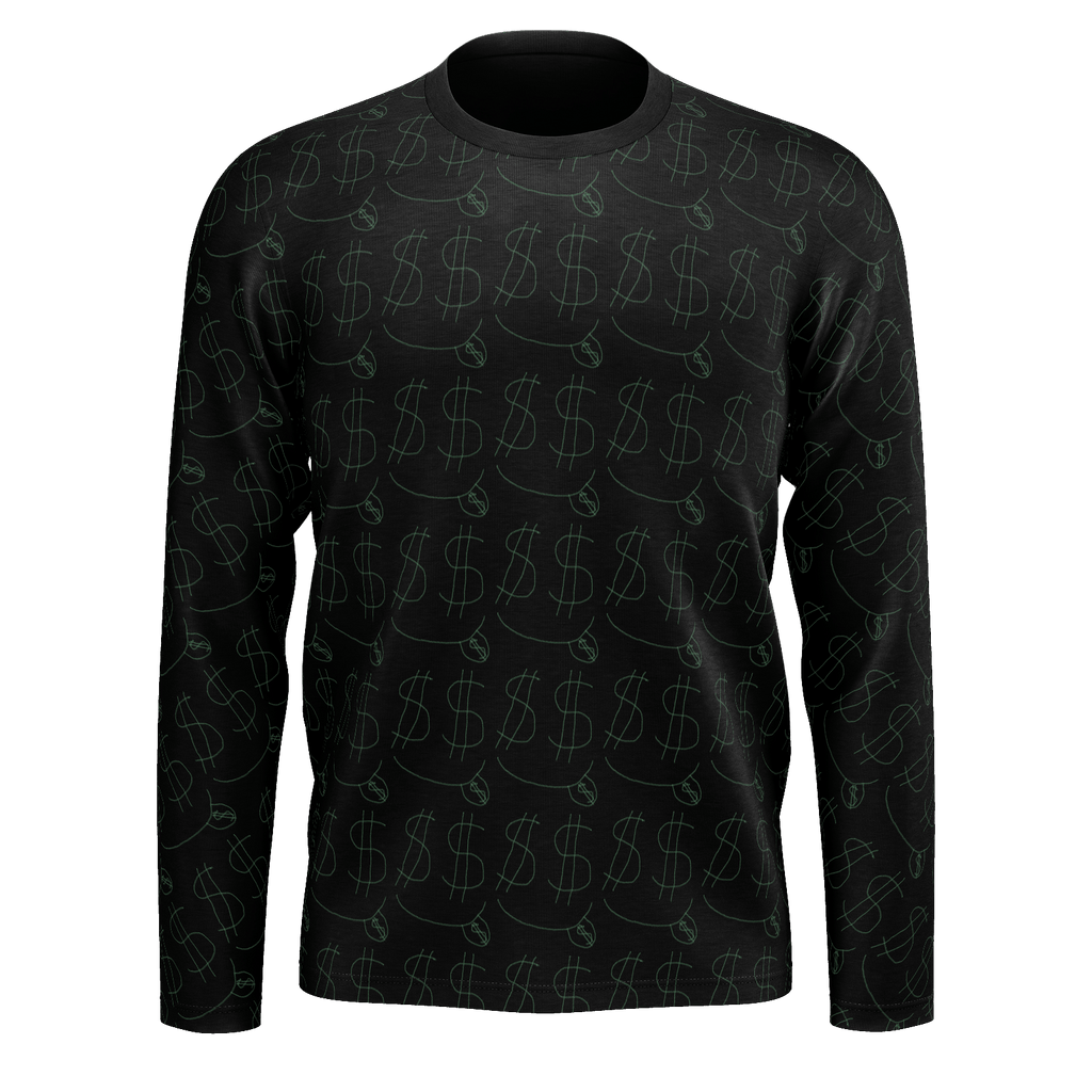 Money Man Long sleeve