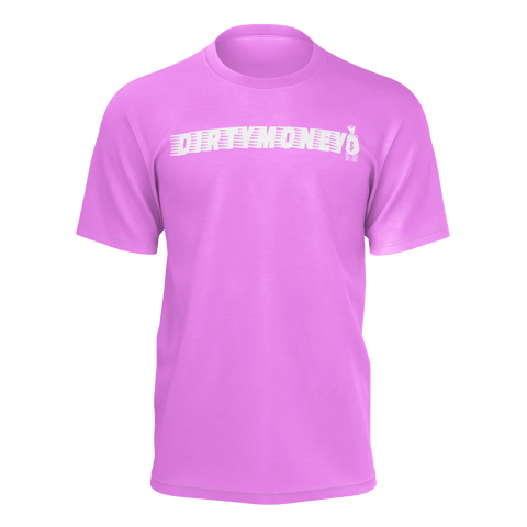 DIRTYMONEY MBF TEE SUMMER PINK