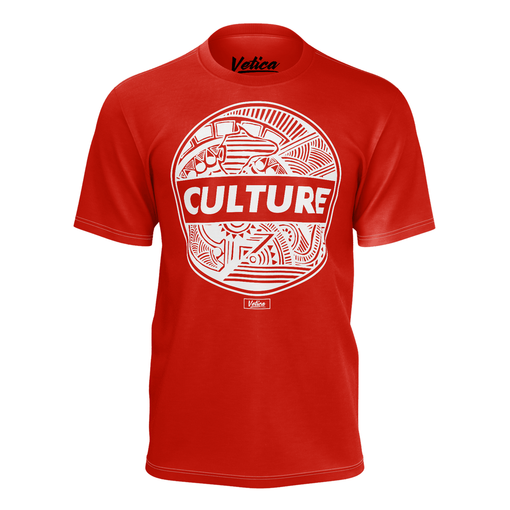 CULTURE CIRCLE (Red)