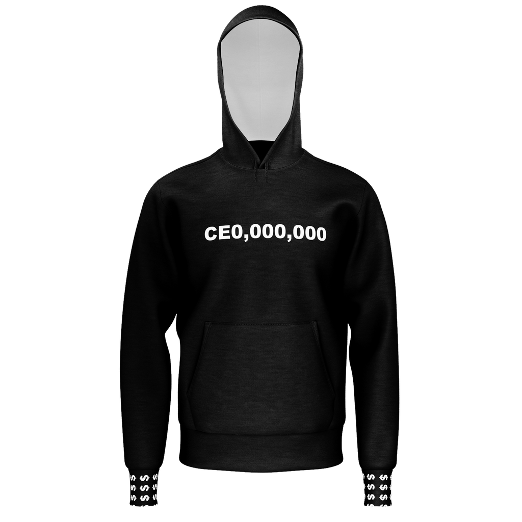 CEO money sweater