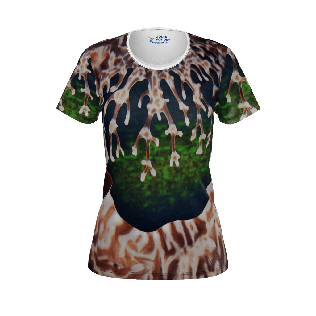 Female tshirt - shade