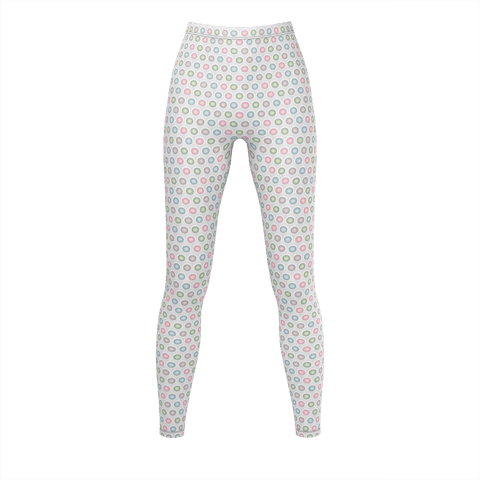 Multi Color Pattern Leggings