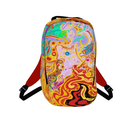 Hair of the Divine Universe Art Bag
