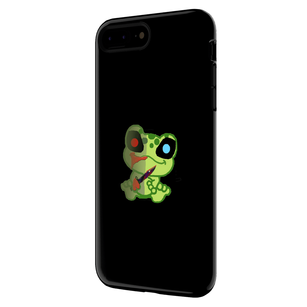 Mr froggy frog  iPhone case