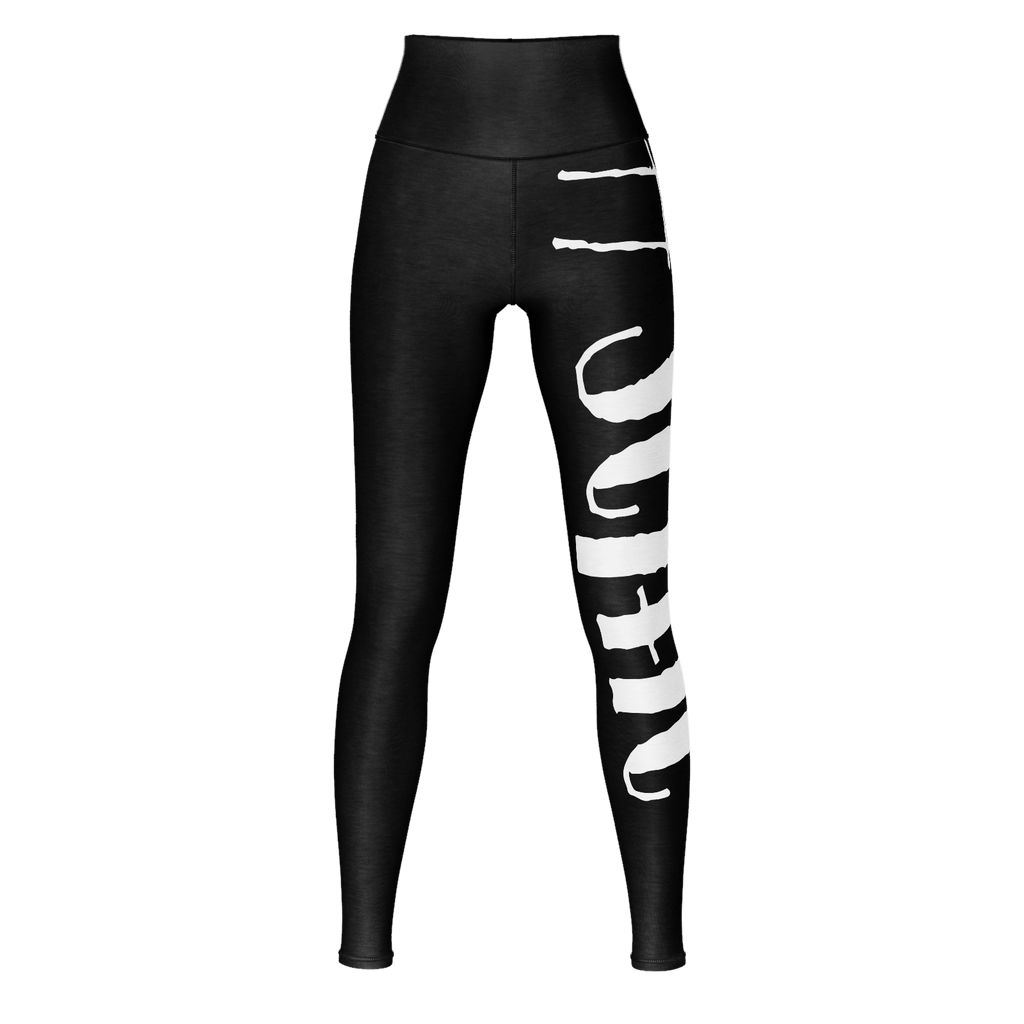 #Selfie Yoga Pants (Black)