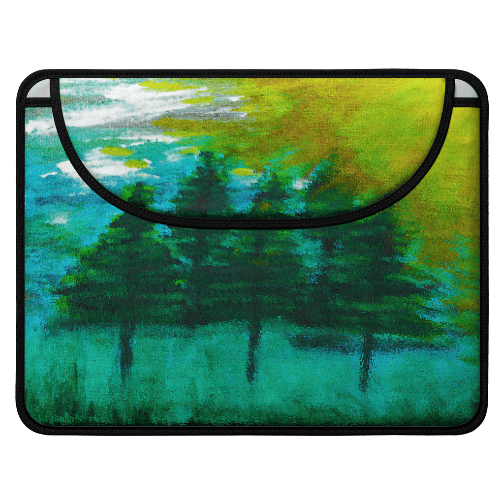 Green Forest Envelope Laptop Sleeve