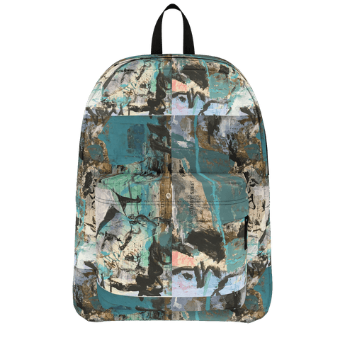 Camo Modern Backpack Style By Bird Made by SkyOU