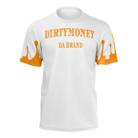 DIRTYMONEY DRIP TEE W/O