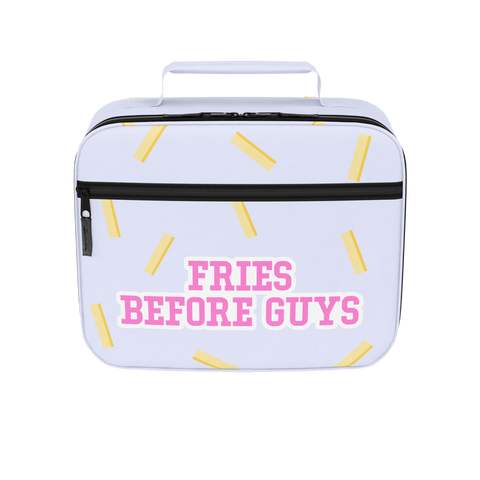 Fries Before Guys Lunchbox