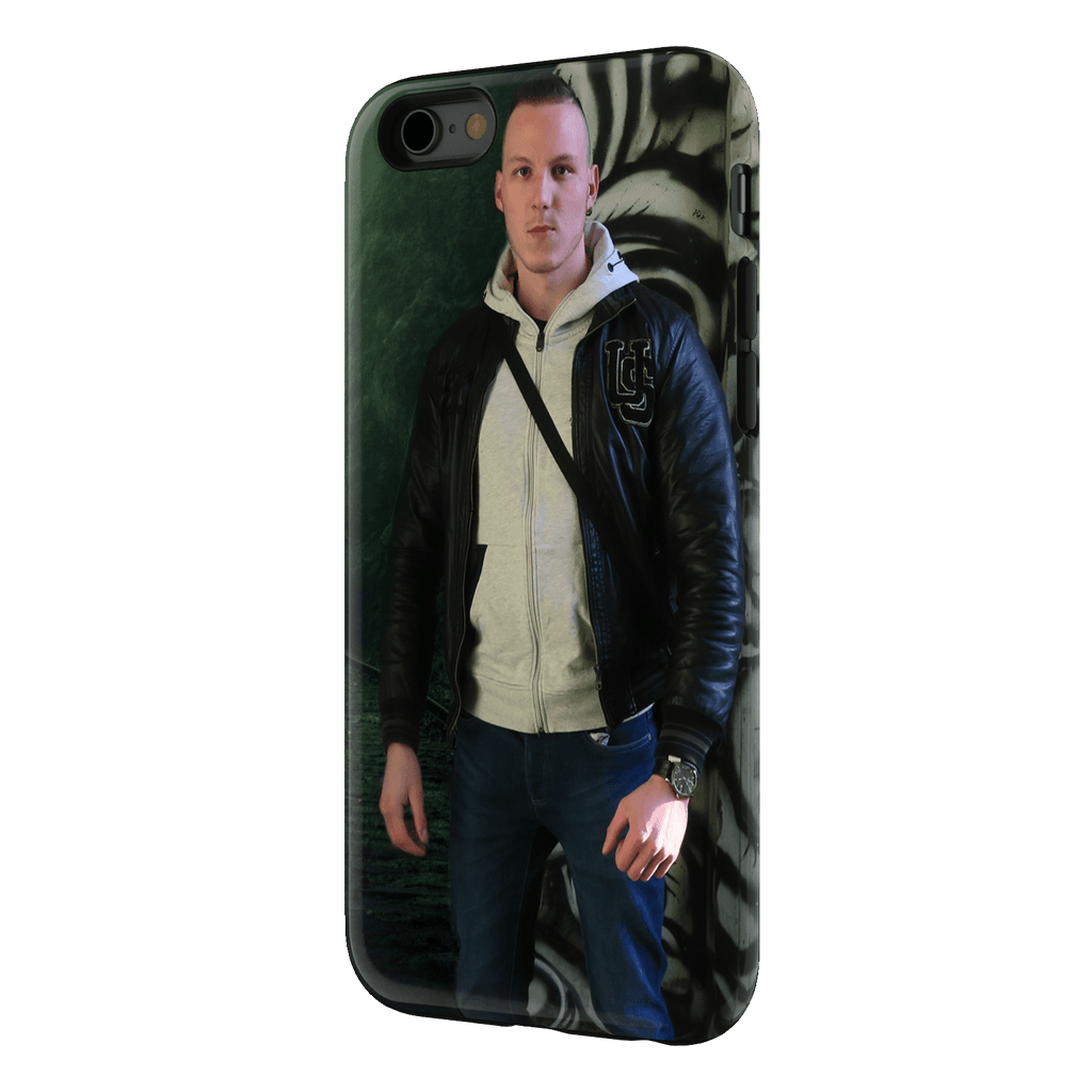 Jefstetics World Official Iphone 6 Phone Case