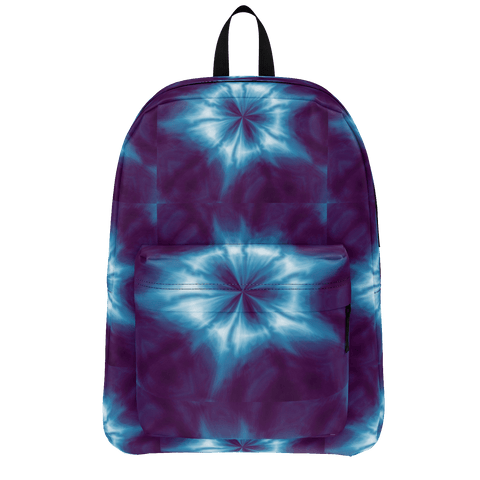 blueberry dye backpack