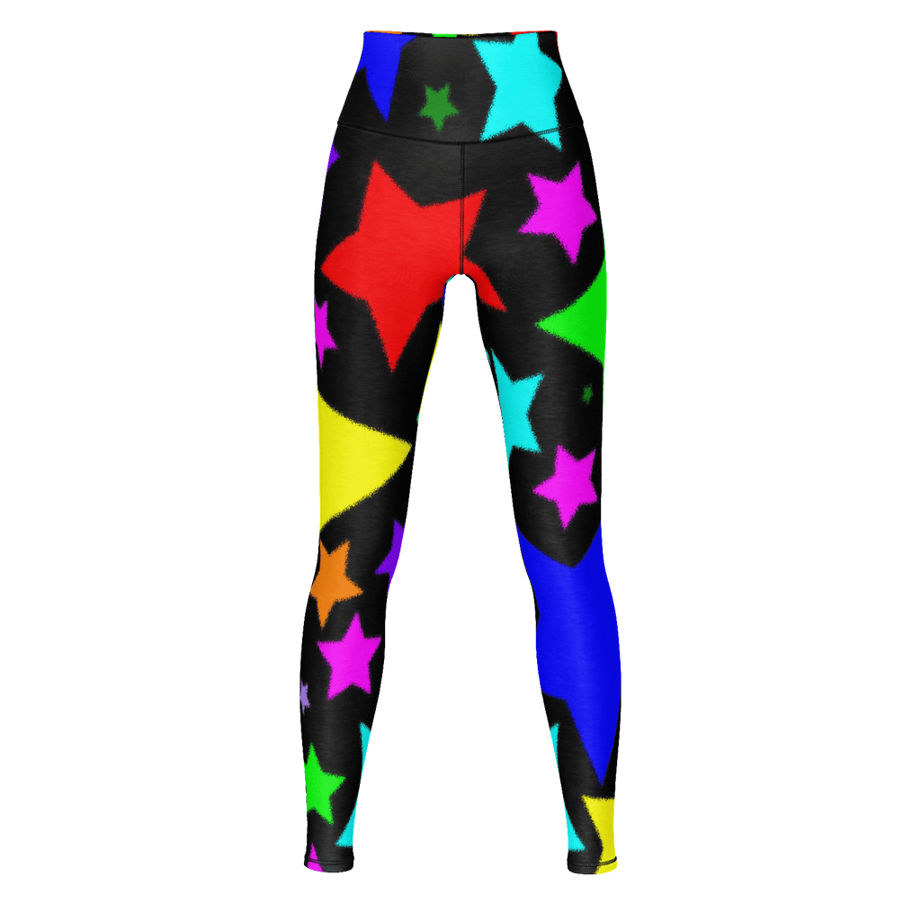Stars (Spltr) Yoga Pants