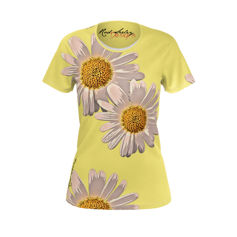 Flower Fantasy -Women's Tee