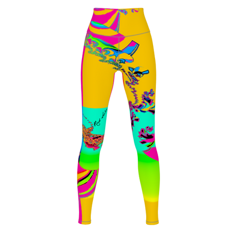 COLOR HARMONY 1 - YOGA Pants