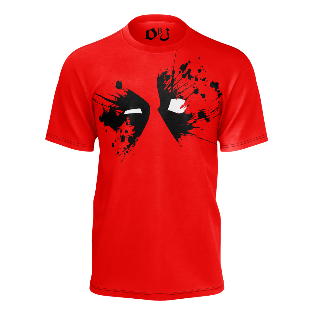 Deadpool Splatter Men's T-Shirt