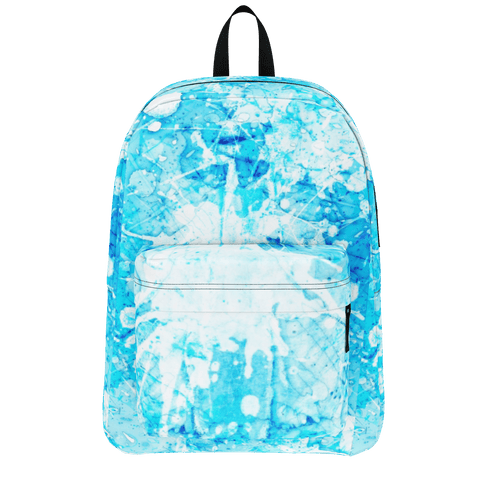 blue raspberry backpack