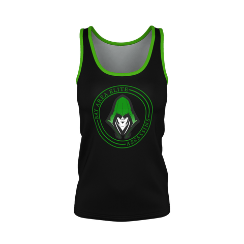 Bay Area Elite Womens Tank Top