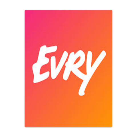 EVRY Fade Poster