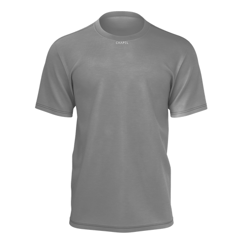 Plus One Grey Mens T-Shirt