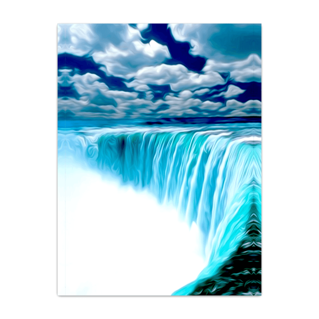 Niagara Falls (Oil Paint Art)
