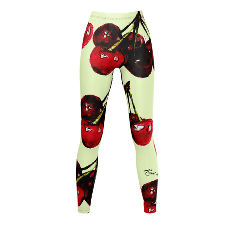 Cherry Delight - Leggings