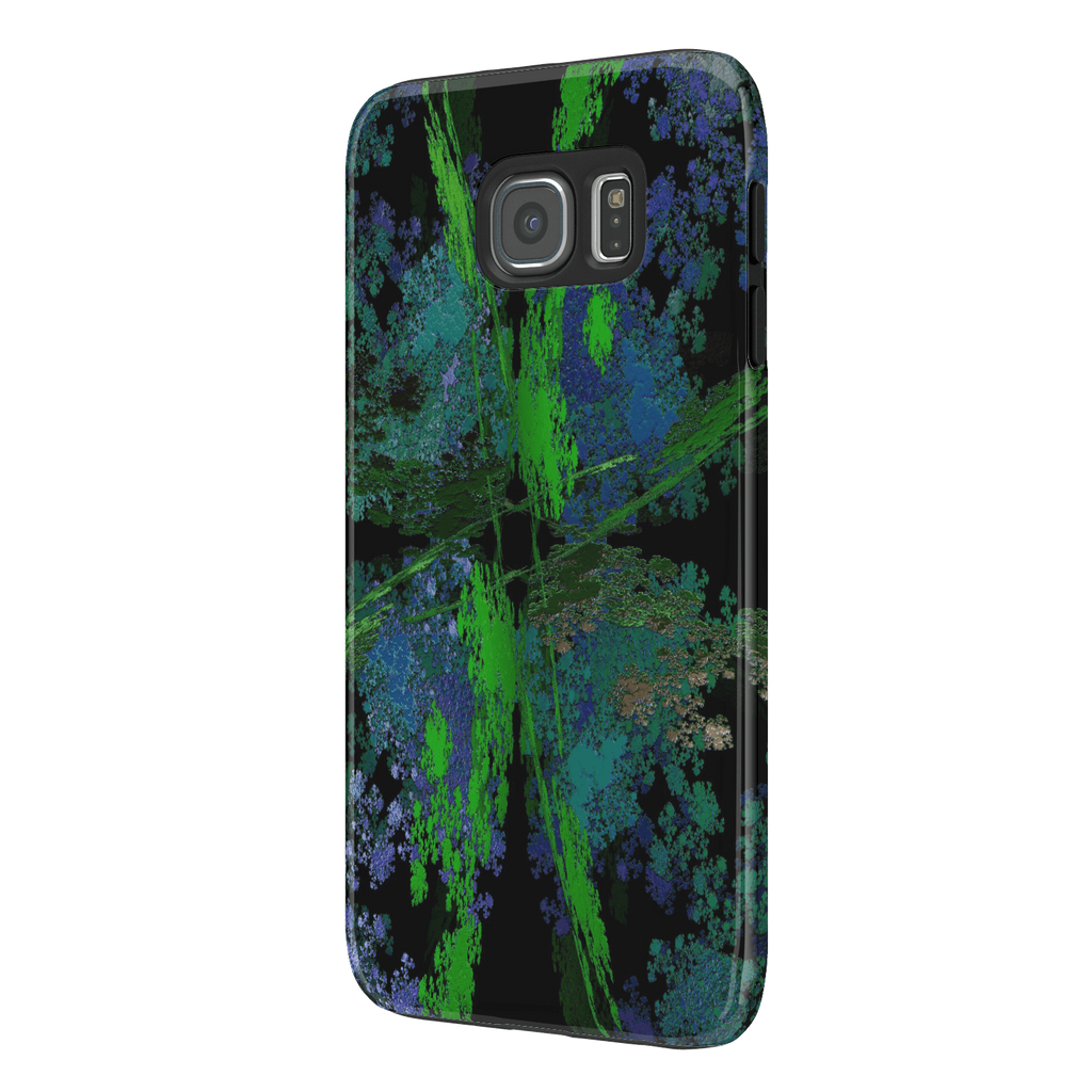 blue-green algae Galaxy s6 Tough Case