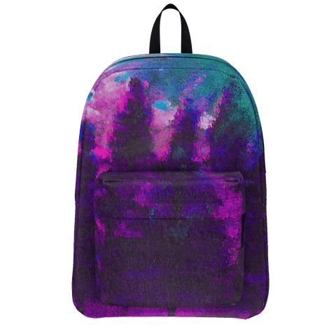 Pink Forest Classic Backpack