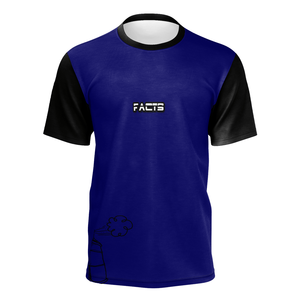 FACTS MEN SHORT SLEEVE