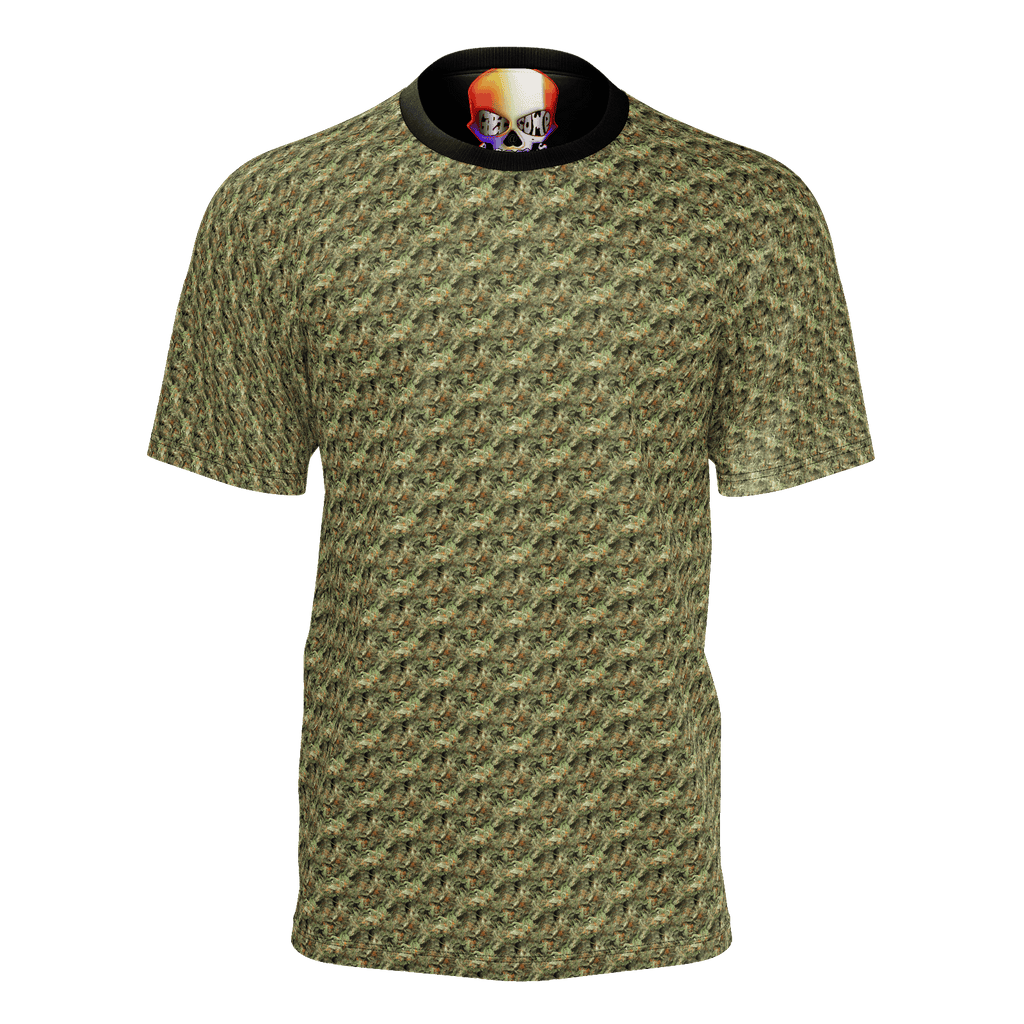 NEW! REAL BUDs  CAMO T-SHIRT MENS NEW!