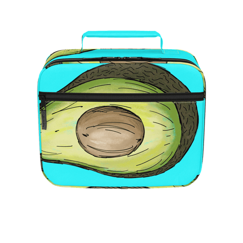 Avocado Lunch Box