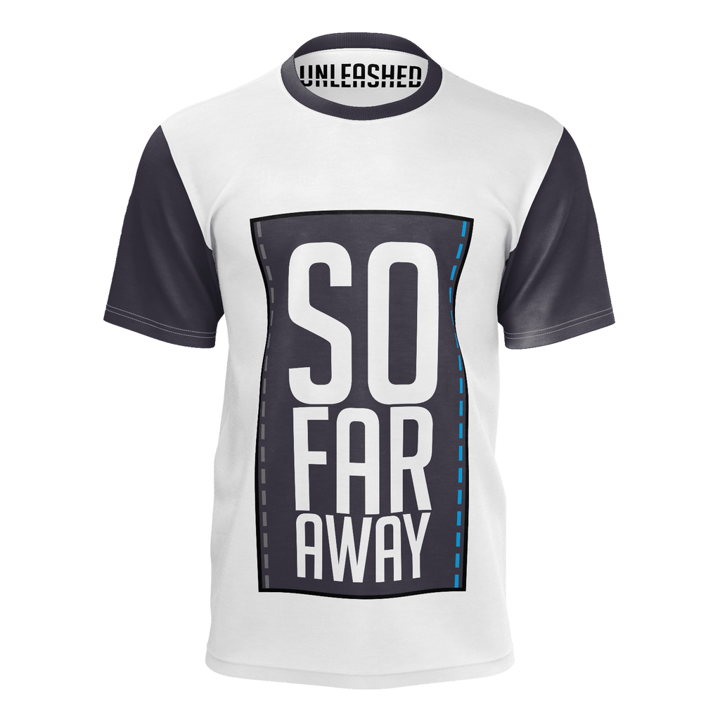 MEN'S-TSHIRT SO FAR AWAY V1
