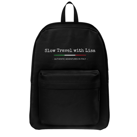 Slow Travel with Lisa - Backpack