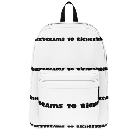 Dreams To Riches Backpack